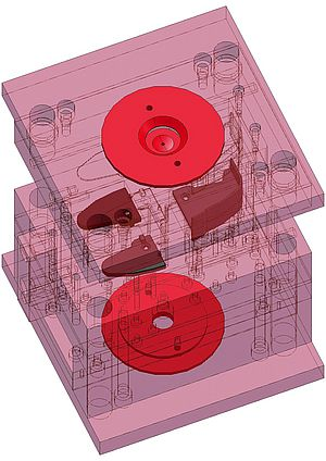 Injection Moulding (IM)